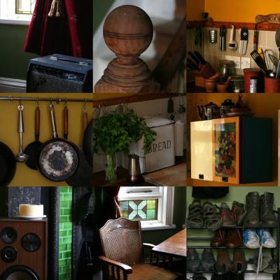 Cordata House Montage