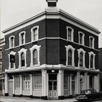 the Nevill in 1964