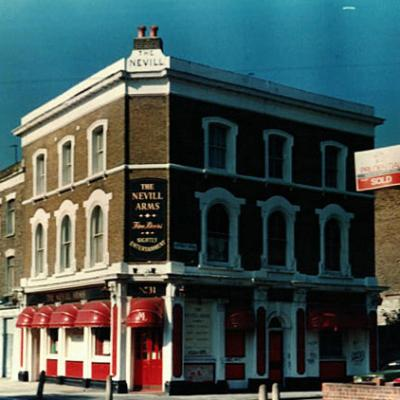 the Nevill in 1988