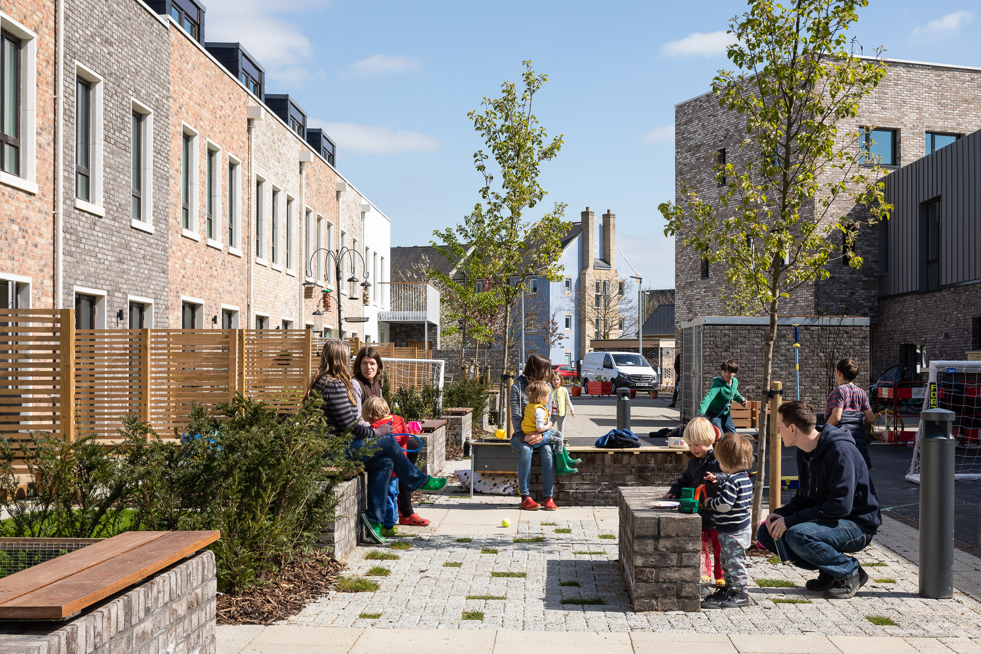 Marmalade Lane Co-Housing scheme by Mole Architects / TOWN