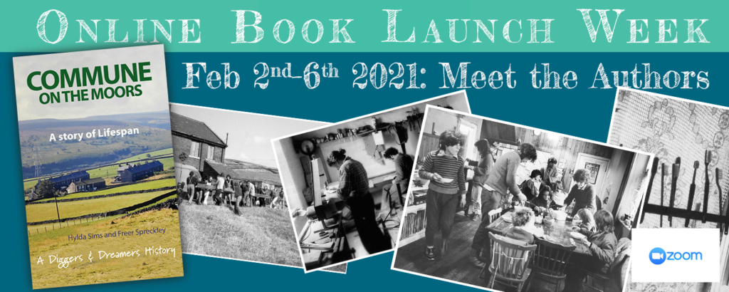 Commune on the Moors book launch