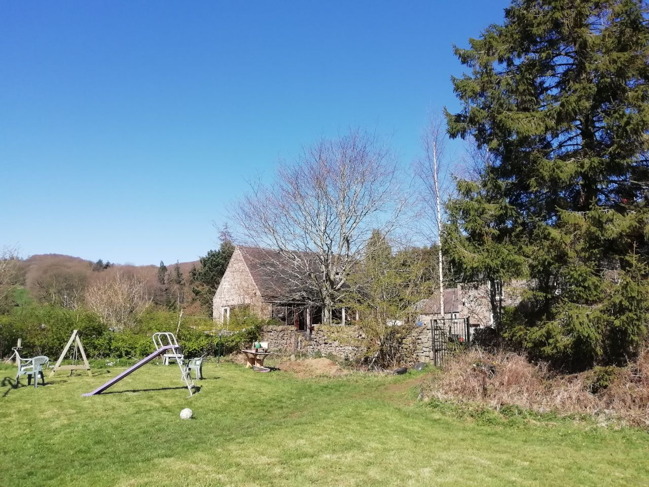 Field garden